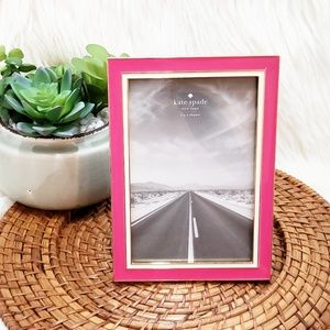 Kate Spade Picture Frame Portland Place 4 x 6 NWT